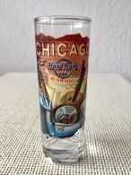 Hard Rock Cafe Chicago 2015 Cityshot   Glasses & Barware