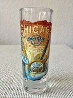 Hard Rock Cafe Chicago 2015#2 Cityshot   Glasses & Barware