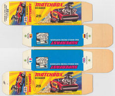 Matchbox Miniatures Picture Box - I Type - Big Banger | Collectible Packaging