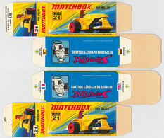 Matchbox miniatures picture box   i type   rod roller collectible packaging 1fd9ee1c 4b70 4aea 8719 a5793854e6ab medium