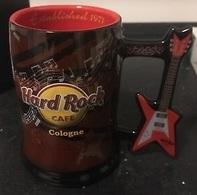 Hard Rock Cafe Cologne Coffee Mug   Mugs