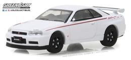 2001 Nissan Skyline GT-R (BNR34) | Model Racing Cars