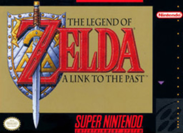 The Legend of Zelda: A Link to the Past | Video Games