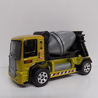 MBX Mixer | Model Trucks