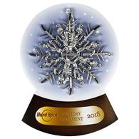 2018 Hard Rock Snowflake Christmas Ornament | Christmas & Holiday Ornaments