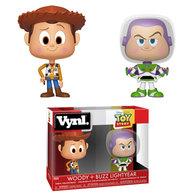 Woody + Buzz Lightyear | Vinyl Art Toys