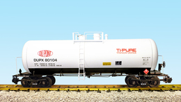 Dupont Chemical Co. Tank Car 80194 - 42 Foot Modern Tank Car | Model Trains (Rolling Stock)