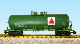 Citgo tank car 23500   42 foot modern tank car model trains %2528rolling stock%2529 a4fc372d 8162 45ff 9307 ca5e355a5813 medium