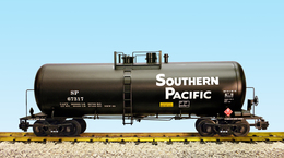 Southern Pacific Tank Car 67317 - 42 Foot Modern Tank Car | Model Trains (Rolling Stock)
