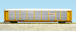 BNSF & TTX 801047 Bi-Level Auto Carrier | Model Trains (Rolling Stock)