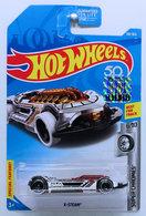X-Steam | Model Cars | HW 2018 - Collector # 088/365 - Super Chromes 6/10 - X-Steam - Chrome - USA 50th Card