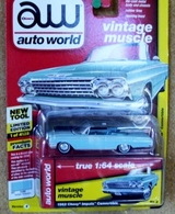 1962 Chevy Impala Convertible | Model Cars