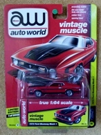 1972 Ford Mustang Mach 1 | Model Cars
