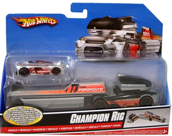 Champion Rig | Model Vehicle Sets