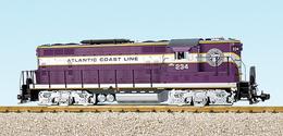 Atlantic coast line   electro motive diesel emd gp 7   234 model trains %2528locomotives%2529 084ac2e9 1fd3 462c 9e8d 4fcc0c5d6d85 medium