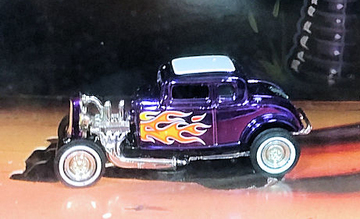 '32 Ford Coupe | Model Cars