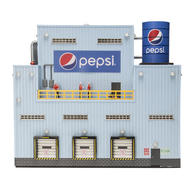 Pepsi Bottling Plant | Model Buildings and Structures