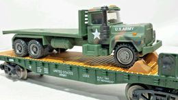 U. s. army flatbed mack on flatcar model trains %2528rolling stock%2529 71c05492 eb2c 41ad 9a92 5442b78fecd5 medium