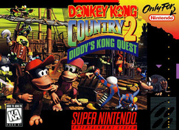 Donkey Kong Country 2: Diddy's Kong Quest | Video Games
