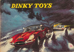 Dinky Toys Catalog 1962 | Brochures & Catalogs | Front