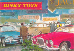 Dinky Toys Catalog 1963 | Brochures & Catalogs | Front