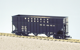 New haven 3 bay woodchip car 805624 model trains %2528rolling stock%2529 f7deb842 3bc2 4355 89a4 8e05919538a4 medium