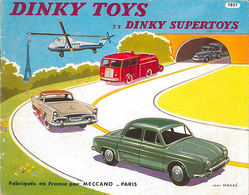 Dinky Toys Catalog 1957 (French) | Brochures & Catalogs | Front