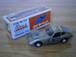 Toyota 2000GT Barom-1 | Model Cars