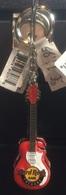 Keychain - 3D Enamel Guitar | Keychains