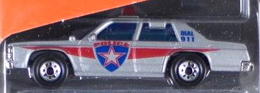 Ford LTD Police | Model Cars