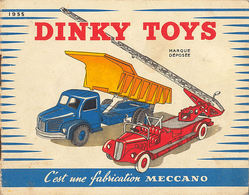 Dinky Toys Catalog 1955 (French) | Brochures & Catalogs | Front