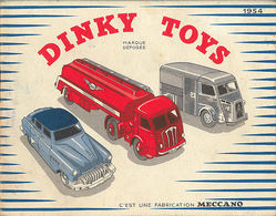 Dinky Toys Catalog 1954 (French) | Brochures & Catalogs | Front