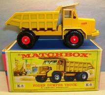 Foden Dumper Truck | Model Construction Equipment