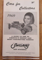 Cars for Collectors 1969 | Brochures & Catalogs