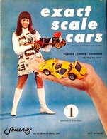 Exact Scale Cars 1971 Catalog | Brochures & Catalogs