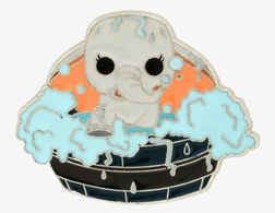 Baby Dumbo in Bath | Pins & Badges