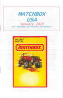 Matchbox USA Magazine January 2019 | Magazines & Periodicals