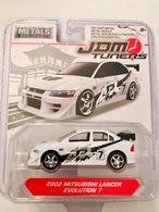 2002 Mitsubishi Lancer Evolution 7 | Model Cars | 2018 Jada Toys / JDM Tuners / 2002 Mitsubishi Lancer Evolution 7