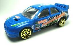Subaru Impreza WRX | Model Cars