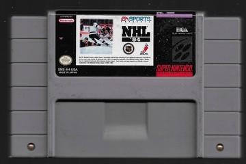 NHL 94 Super Nintendo Game. | Video Games | NHL 94 Super Nintendo Game clean
