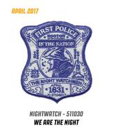 5.11 Tactical - April 2017 Patch Of The Month - 511040   Uniform Patches   5.11 Tactical - April 2017 Patch Of The Month - 511040
