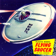 Flying Saucer | Model Spacecraft Kits