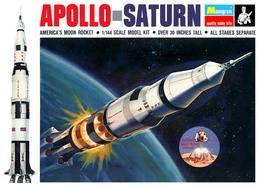 Saturn V | Model Spacecraft Kits