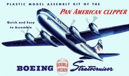 Pan American Boeing 377 Stratocruiser | Model Aircraft Kits