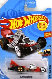 Diaper Dragger | Model Racing Cars | Hot Wheels New for 2019 HW Ride Ons Diaper Dragger