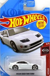 Nissan 300ZX Twin Turbo | Model Cars | Hot Wheels New for 2019 Nissan 300ZX Twin Turbo