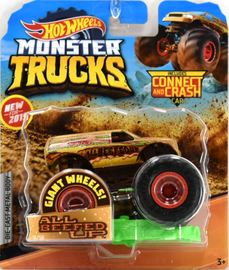 All Beefed Up | Model Trucks | Hot Wheels Monster Truck New for 2019 All Beefed Up