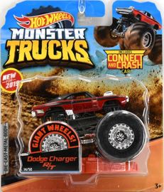 Dodge Charger R/T | Model Trucks | Hot Wheels Monster Truck New for 2019 Dodge Charger R/T