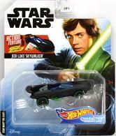 Jedi Luke Skywalker   Model Cars   Hot Wheels Disney Star Wars Jedi Luke Skywalker