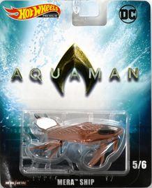 Mera Ship   Model Ships and Other Watercraft   Hot Wheels DC Comics Aquaman Mera Ship